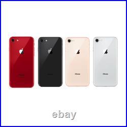 Apple iPhone 8 64GB Verizon AT&T T-Mobile GSM / CDMA Unlocked Smartphone