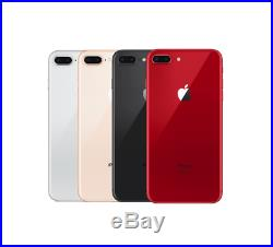 Apple iPhone 8 PLUS 64GB RED & All Colors! GSM Unlocked! Brand New