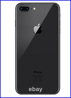Apple iPhone 8 Plus 64GB Space Gray Factory Unlocked Very Good Condition