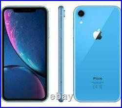 Apple iPhone XR 128GB Verizon T-Mobile AT&T Unlocked Smartphone
