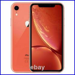 Apple iPhone XR 64GB Factory Unlocked Smartphone 4G LTE