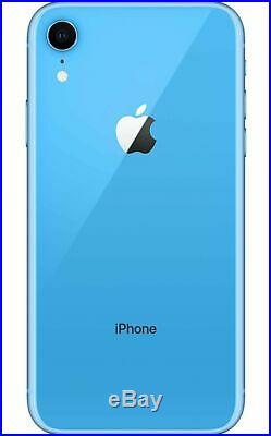 Apple iPhone XR 64GB Factory Unlocked iOS Smartphone Used/Acceptable Used