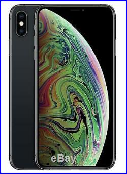 Apple iPhone XS A1920 256GB Space Gray Fully Unlocked (GSM / CDMA) Smartphone