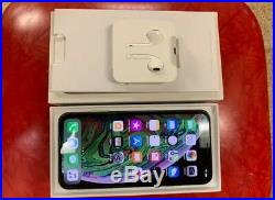 Apple iPhone XS Max 256GB Space Gray (AT&T) A1921 (CDMA + GSM)