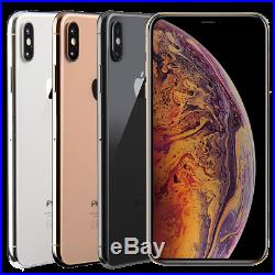 Apple iPhone XS Max 64GB Gold (Factory Unlocked) A stock