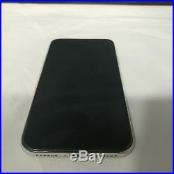 Apple iPhone X 256GB Silver Unlocked Good Condition