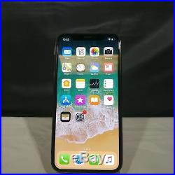 Apple iPhone X 256GB Space Gray Unlocked Very Good Condition