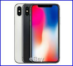 Apple iPhone X 256GB Unlocked Great Condition