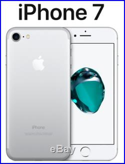 Apple iphone 7 Factory Unlocked 32GB 4G LTE GSM Smartphone A+ 1-Year Warranty