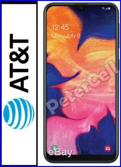 Brand New! 2020! SAMSUNG GALAXY A10e ATT & Cricket ONLY! - 32GB Black
