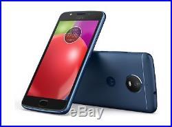 Brand New Motorola Moto E4 Dual Sim Xt1762 Tim Oxford Blue (unlocked)