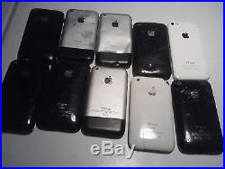 Cell phone lot junk & tobe fix samsung s3 & s4 + htc & others as is