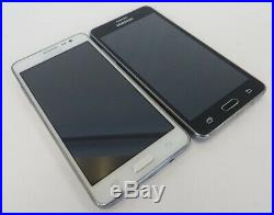 Dealer Lot Of 3 Samsung Android Smartphones Galaxy On5 & Galaxy J7 Metro PCS