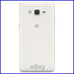 Dual SIM Samsung Galaxy Grand SM-G530A Unlocked Prime AT&T T-Mobile 4G LTE White