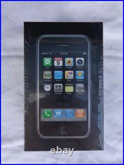 Extremely Rare iPhone 1st Generation 4GB Black Sealed NIB