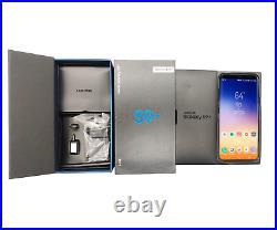 Fully Unlocked Samsung Galaxy S9+ Plus 64GB SM-G965U New Unused