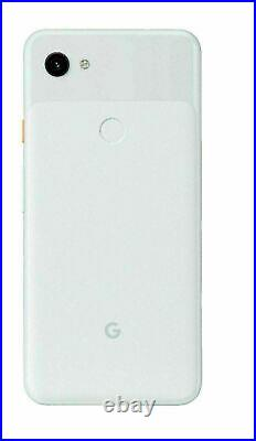 Google Pixel 3A XL 64GB White Fully Unlocked (Single SIM) Smartphone