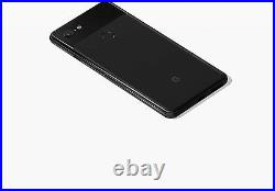 Google Pixel 3 XL with 128GB Memory Cell Phone (Unlocked) Just Black