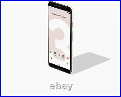 Google Pixel 3 with 64GB Memory Cell Phone (Unlocked) Not Pink New SEALED