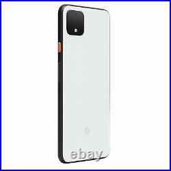 Google Pixel 4 64GB White Factory Unlocked LTE Smartphone Open Box