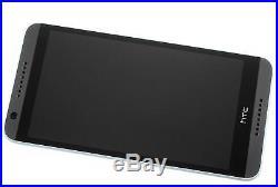 Gray Original HTC Desire 820 32GB Octa core Android Unlocked Smartphone Dual Sim