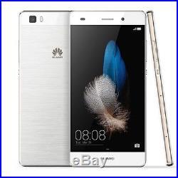 Huawei Ascend P8 Lite 4G FDD LTE Phone Black 5.0'' HD IPS Octa Core Smartphone