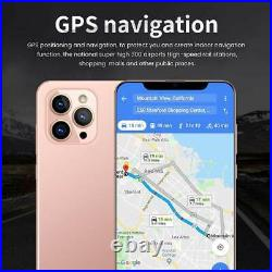 I12 Pro max 7.2 Face ID Smart phone Android 10 4+64GB 5600mah New 2021 GoodGift