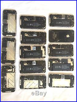 IPhone 4 4s HUGE Lot Some Working Some Parts Only