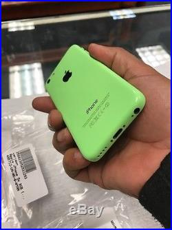 IPhone 5c Unlock Lot Of 7 Phones