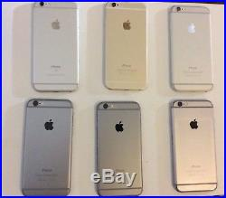 IPhone 6 6s Whole Sale Lot For Parts