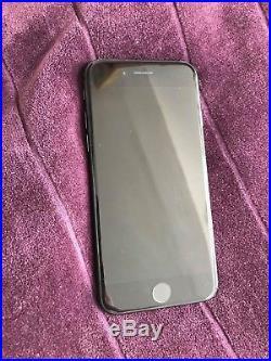 Iphone 7 32GB- Black Smartphone- iCloud Locked