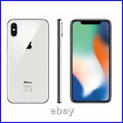 Iphone X Ricondizionato 64gb Grado B Bianco Silver Originale Apple Rigenerato