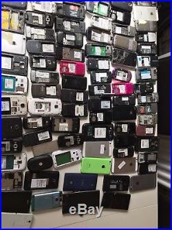 Joblot 121 Faulty Mobile Phones smartphones nokia apple iphones samsung Etc