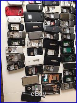 Joblot 139 Faulty Mobile Phones smartphones nokia samsung Etc