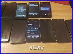 Joblot x20 Smart Phones Nokia working