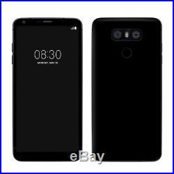 LG G6 AS993 (Latest Model) 32GB Black Smartphone 9/10 Unlocked