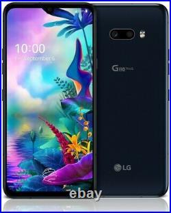 LG G8X G850 ThinQ (AT&T Unlocked) 4G LTE 6.4 128GB GSM Smartphone Very Good