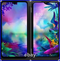 LG G8X ThinQ Dual Screen LM-G850UM 128GB LTE GSM Unlocked Smartphone Grade A+