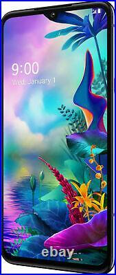 LG G8X ThinQ LMG850UM9 128GB Black (Sprint) A Stock GSM Unlocked