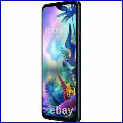 LG G8X ThinQ LMG850UM (Latest) 128GB Black AT&T GSM Unlocked T-Mobile Smartphone