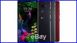 LG G8 ThinQ 128GB -Smartphone Gray (Sprint) 9/10 GSM UNLOCKED