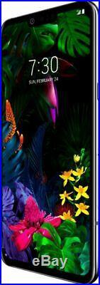 LG G8 ThinQ (Latest) LM-G820UM 128GB Black AT&T GSM World Phone (Unlocked)
