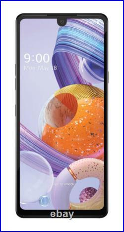 LG Stylo 6 LMQ730TM3 64GB White Sprint T-mobile A stock Unlocked