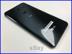 LG V30 US998- 128GB Titan Black (Unlocked) Smartphone 9/10 Burn Image