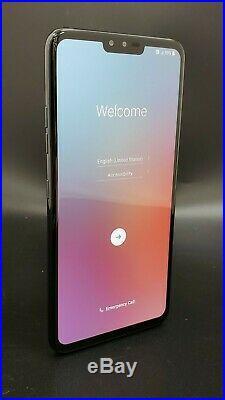 LG V40 ThinQ LM-V405UA 64GB Aurora Black UNLOCKED Smartphone 10/10 NEW