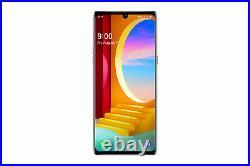 LG Velvet 5G LMG900UM1 128GB Aurora Silver (AT&T T-mobile) Unlocked 9/10