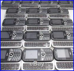 Lot Of 20 Verizon Lg Cosmos 3 Vn251s Slider Qwerty Silver Gray Clean Esn Fast Sp