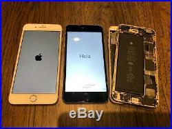 LOT of (1) iPhone 7 PLUS (1) iPhone 6 PLUS Extra housings Read description