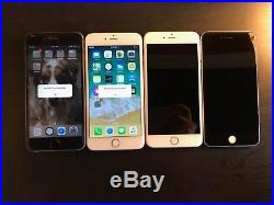 LOT of (4) iPhone 6 PLUS with FREE Shipping
