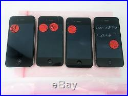 Lot 24 iPhone 4, 4s for Parts or Repair Damaged with Issues, A1387